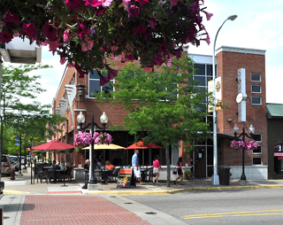 Brighton is one of many Michigan cities to embrace the placemaking concept.