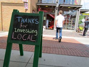 Thanks for Investing Local