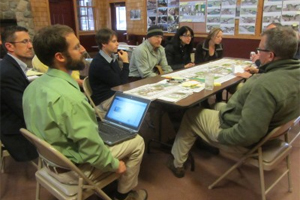 Baraga Ave. PlacePlans Charrette