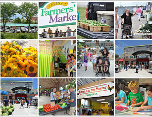 View hundreds of photos from Michigan farmers markets on the League's flickr page, flickr.com/michigancommunities