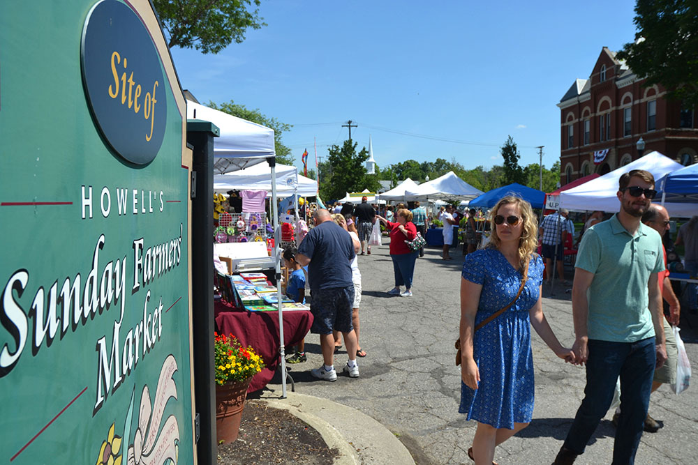 web Howell Sunday Farmers Market Placemaking Walkability and Physical Design best (6)