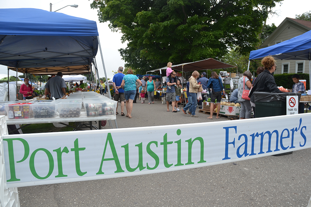 web Port Austin Saturday Farmers Market August 2014 -best (2)