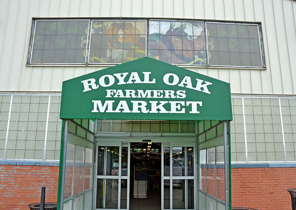 web Royal Oak Farmers Market best