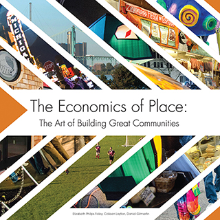 The League's new book has dozens of placemaking success stories from throughout Michigan.