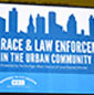 Race and Law Enforcement Forum sign edited-small