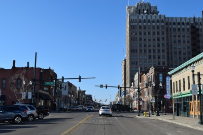 Downtown Pontiac has tremendous economic development potential, officials said.